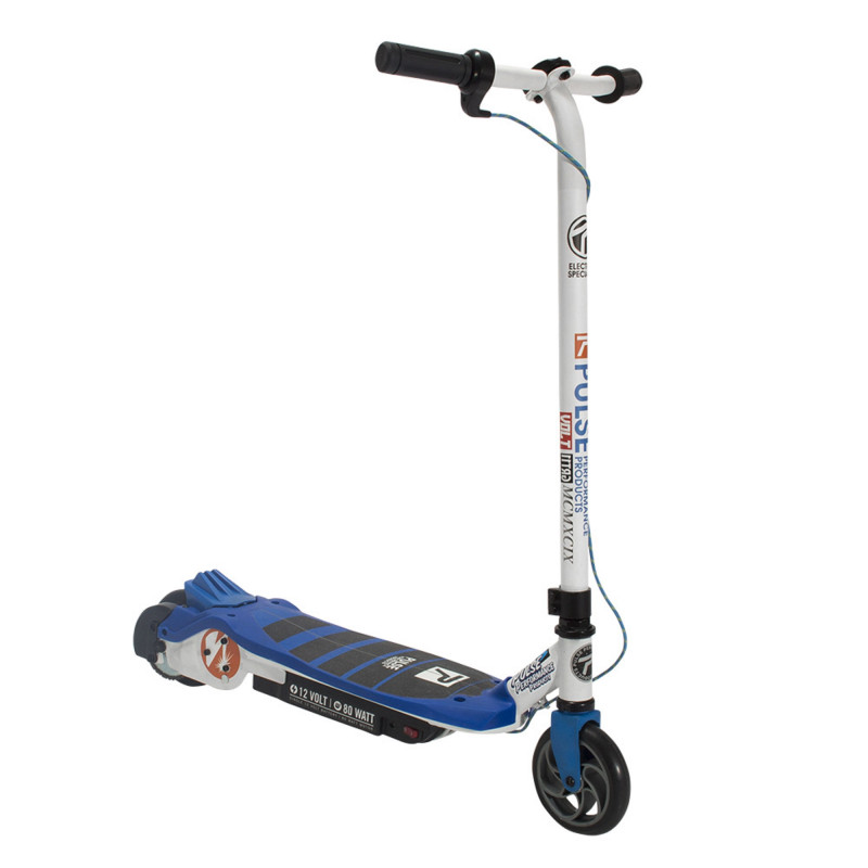 GRT-11 Electric Scooter, Royal Blue