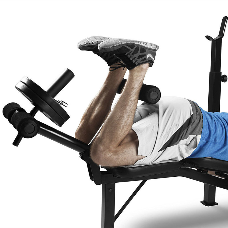 Marcy Olympic Multipurpose Weightlifting Workout Bench