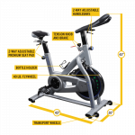 Endurance Indoor Exercise Bike