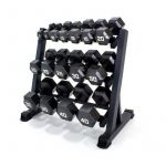 Deluxe 3 Tier Dumbbell Rack