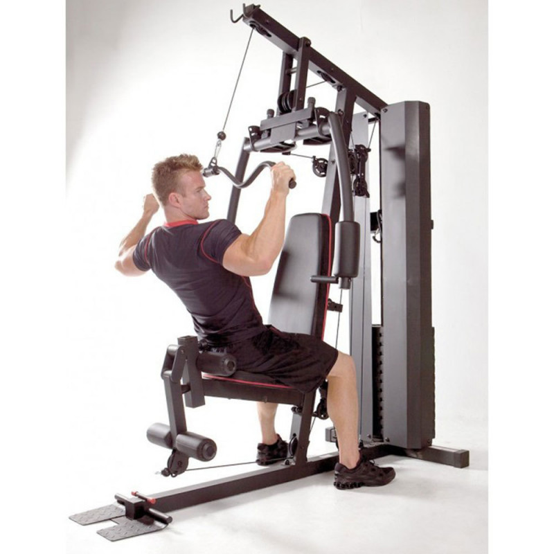 Marcy Club Home Gym with 200lb