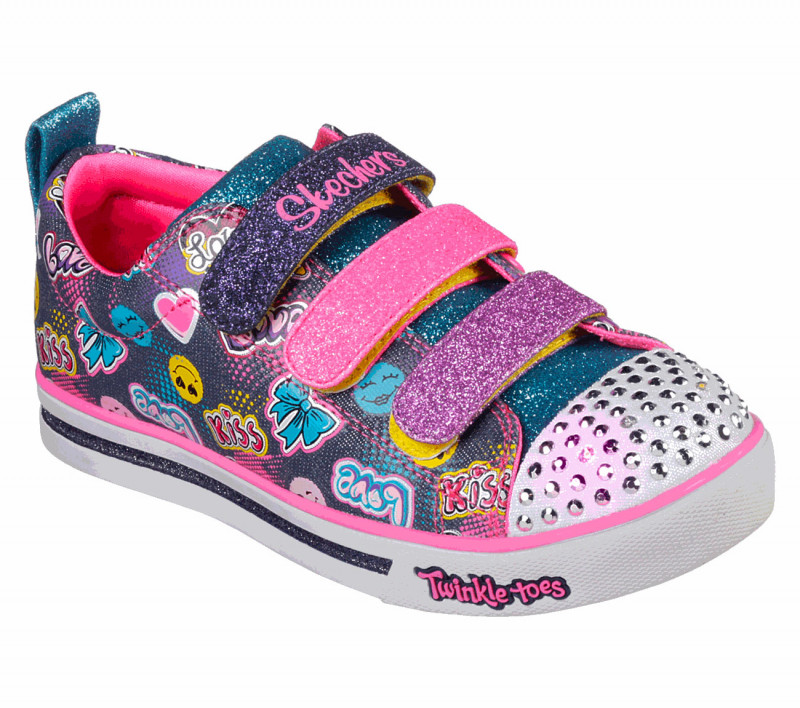 TWINKLE TOES: SHUFFLES – SPARKLE GLITZ