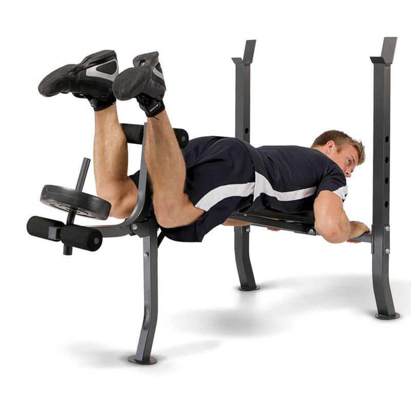 Marcy Weight Bench with 100LB Set