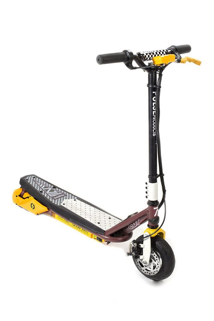 Super-B Electric Scooter