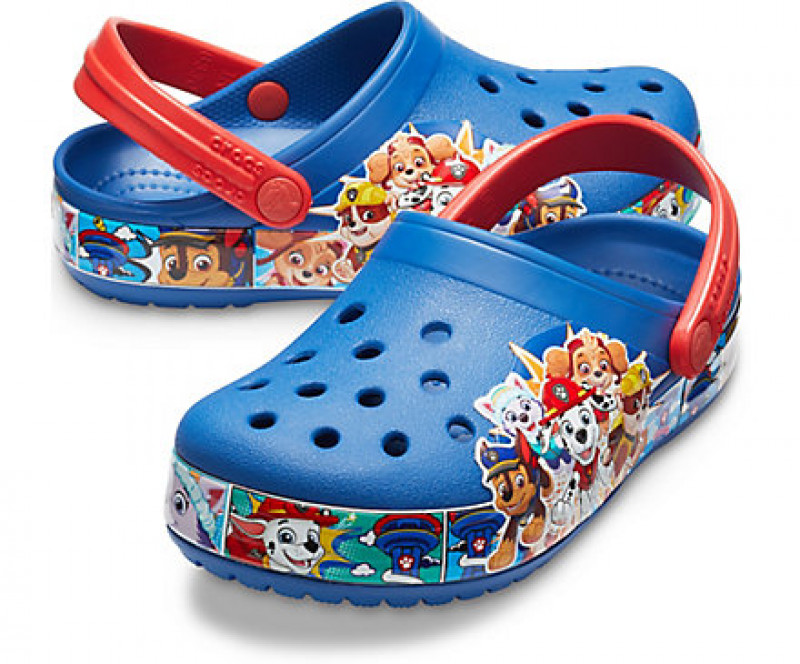 Kids' Crocs Fun Lab Paw Patrol™ Band Clog