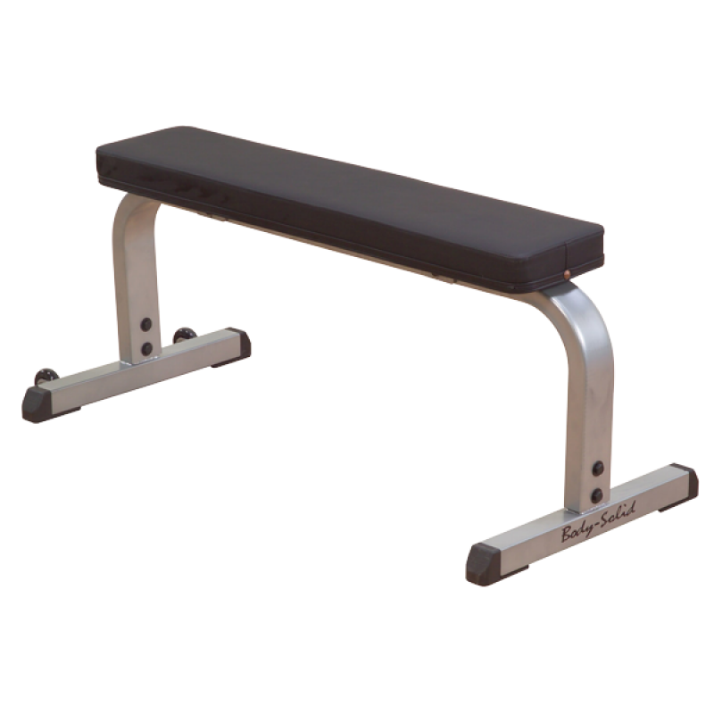 BODY-SOLID HEAVY-DUTY FLAT BENCH