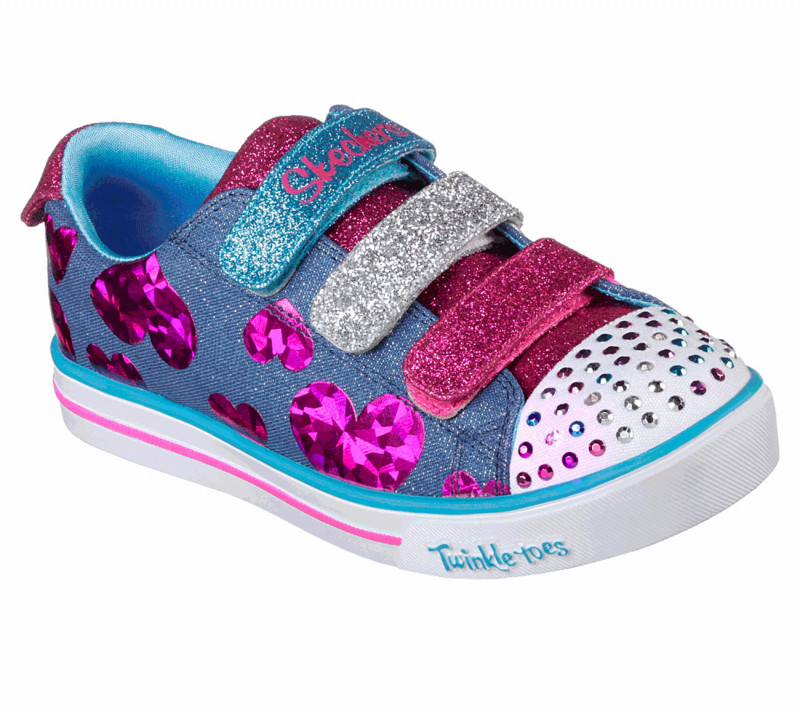 TWINKLE TOES: SPARKLE LITE – FLUTTER FAB