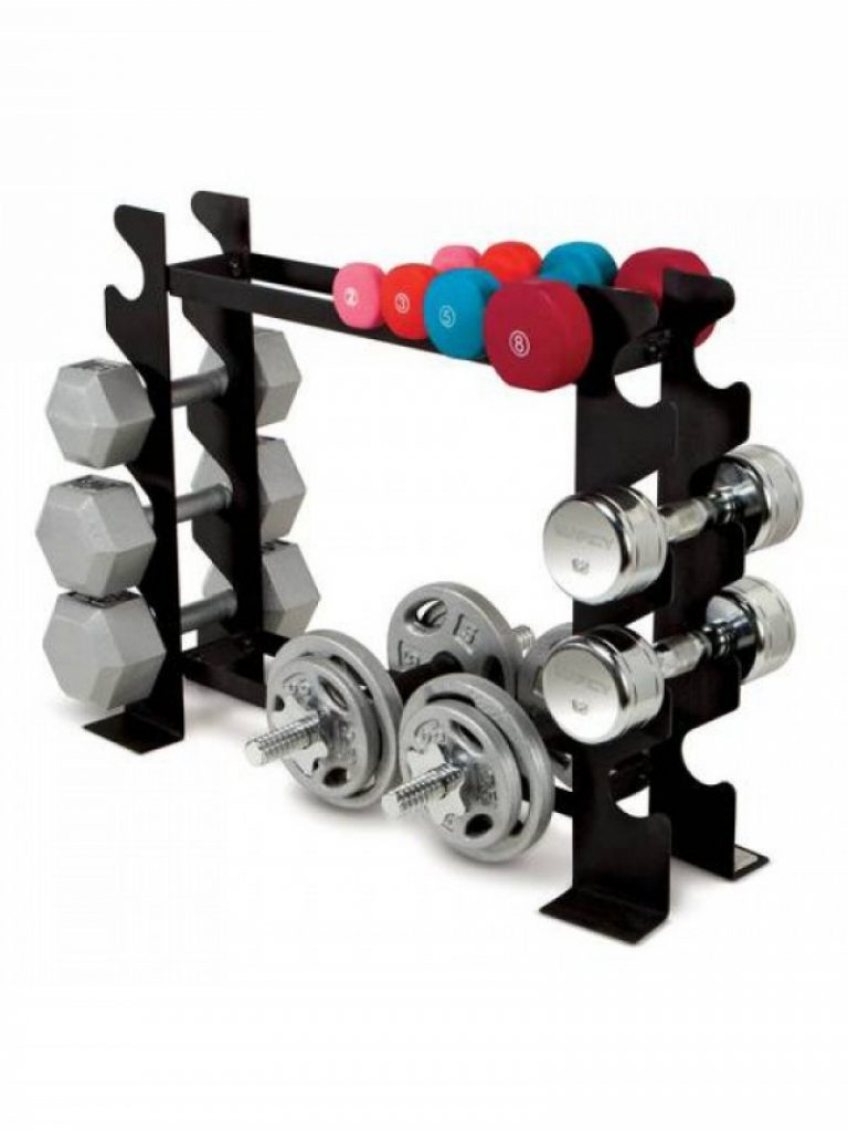 Dumbbell Rack – Holds 8prs