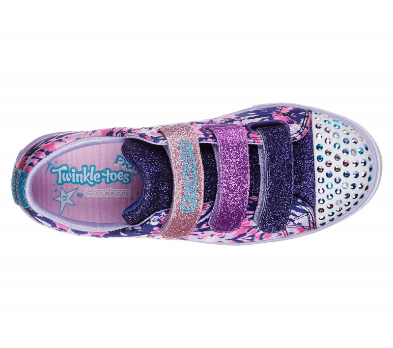 TWINKLE TOES: SHUFFLES – SPARKLE GLITZ – POP PARTY