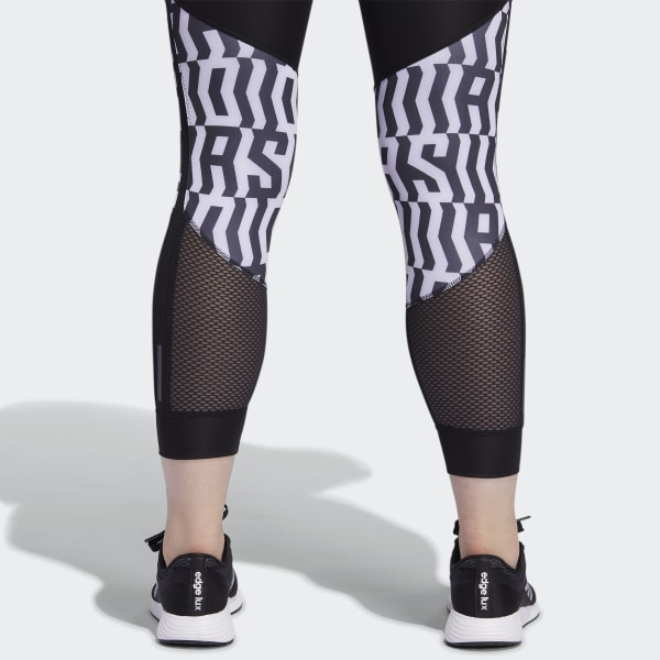 Own The Run Graphic Tights