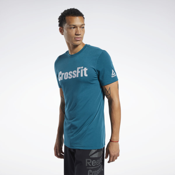 Reebok Crossfit Read Tee