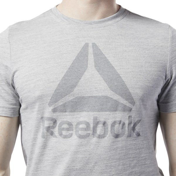 Reebok Training Essentials Marble Melange Tee
