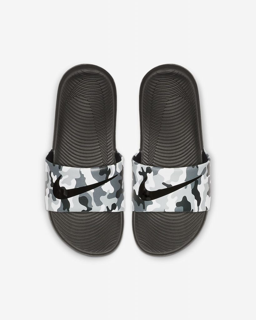 Nike Kawa Print Little/Big Kids' Slide