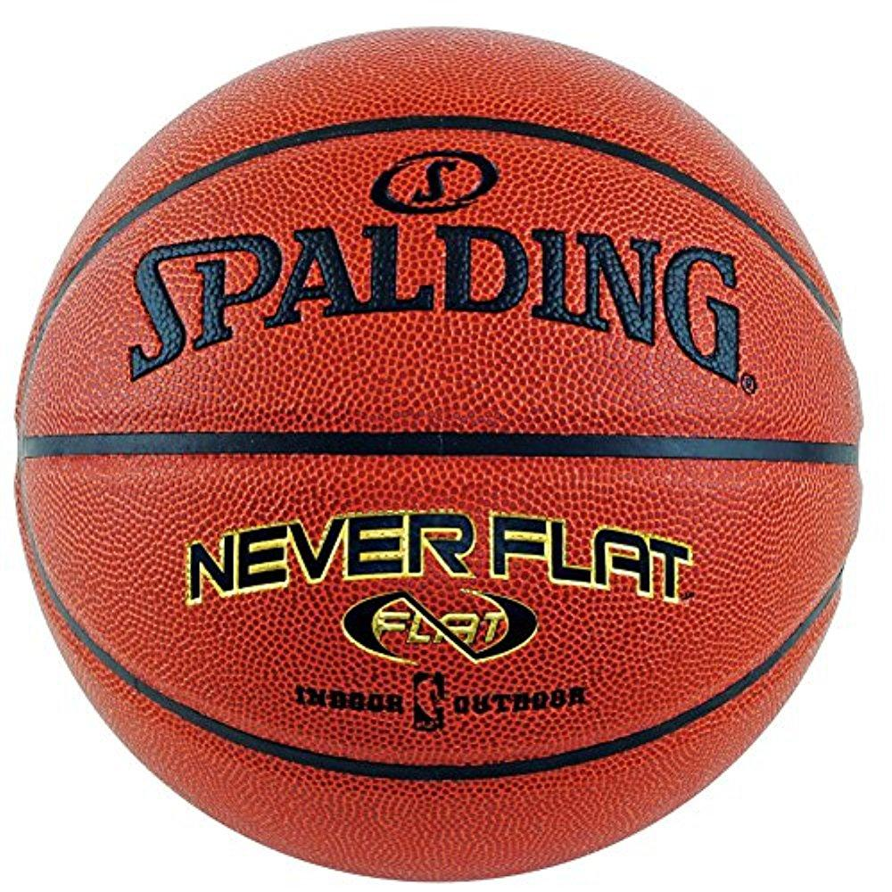 Spalding NBA Neverflat 74096 Indoor/Outdoor Basketball