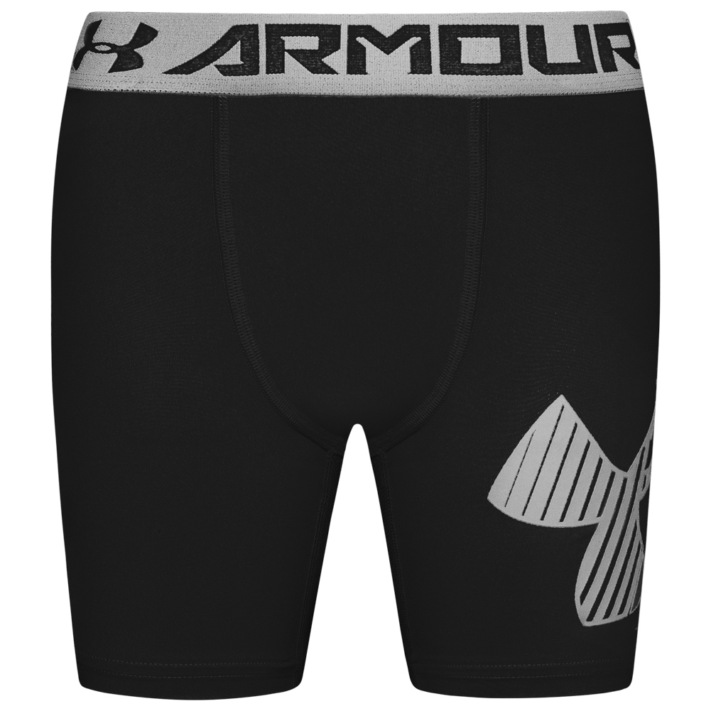 Boys' HeatGear® Armour Mid Shorts