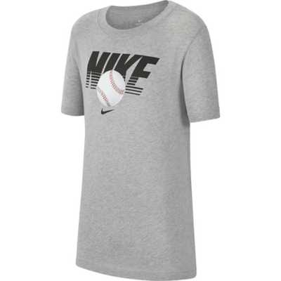 Nike Boys' Sportswear Baseball Graphic T-shirt.