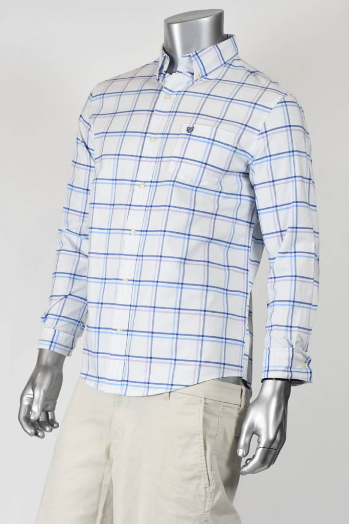 STRETCH OXFORD L/S SHIRT