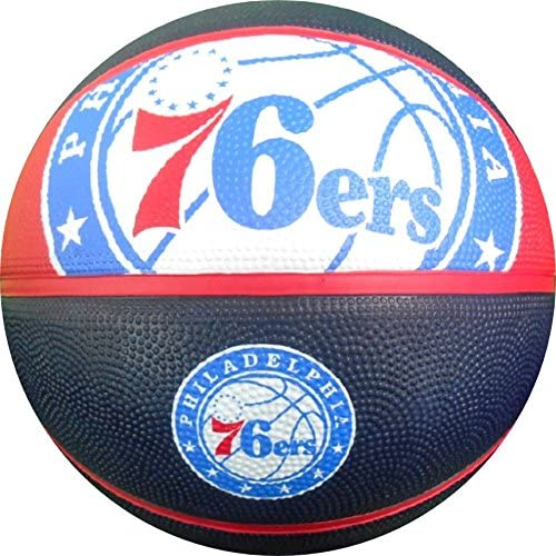 Spalding Philadelphia 76Ers Courtside Basketball