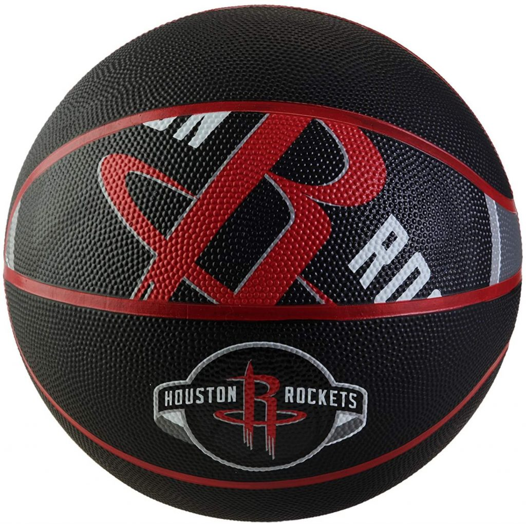 Spalding NBA Courtside – Houston Rockets (29.5 in)