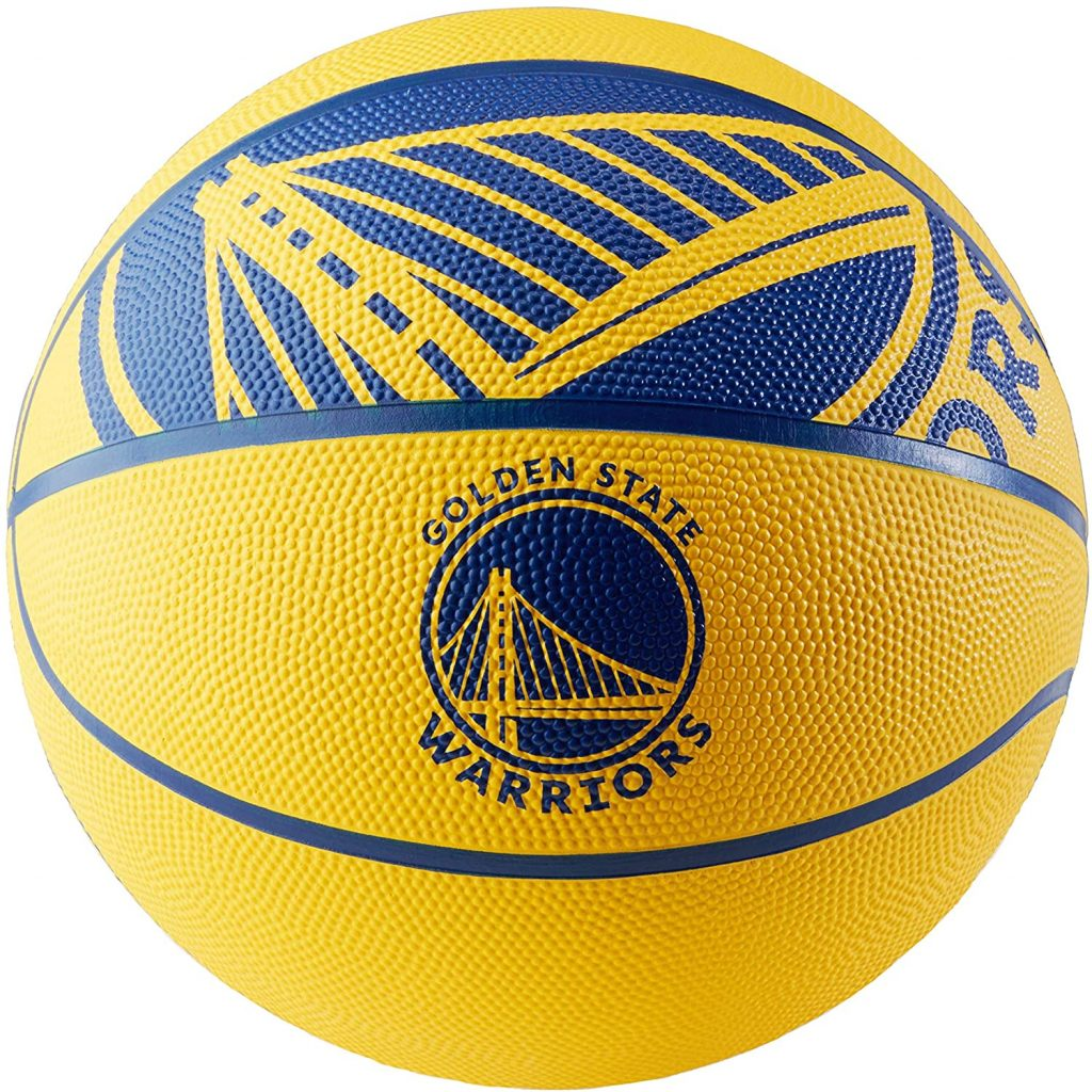Spalding® NBA Courtside 29.5″ Basketball-Golden State Warriors