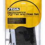"""STIGA Performance 72"""" Performance-Quality Table Tennis Net and Post Set Fits Regulation-Size Tables"""
