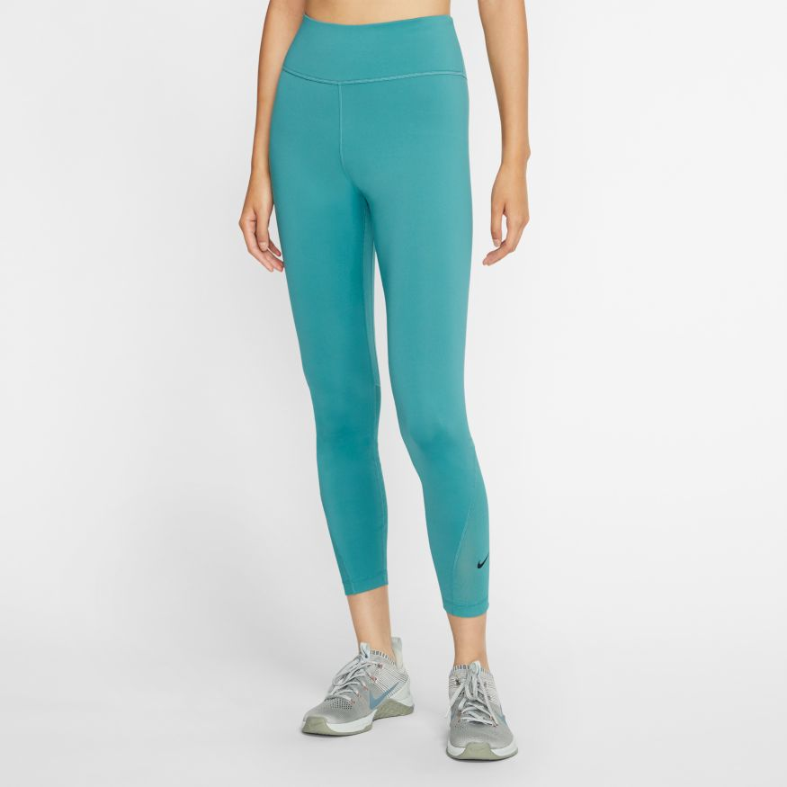 Womens Nike One Mid-Rise 7/8 Tights