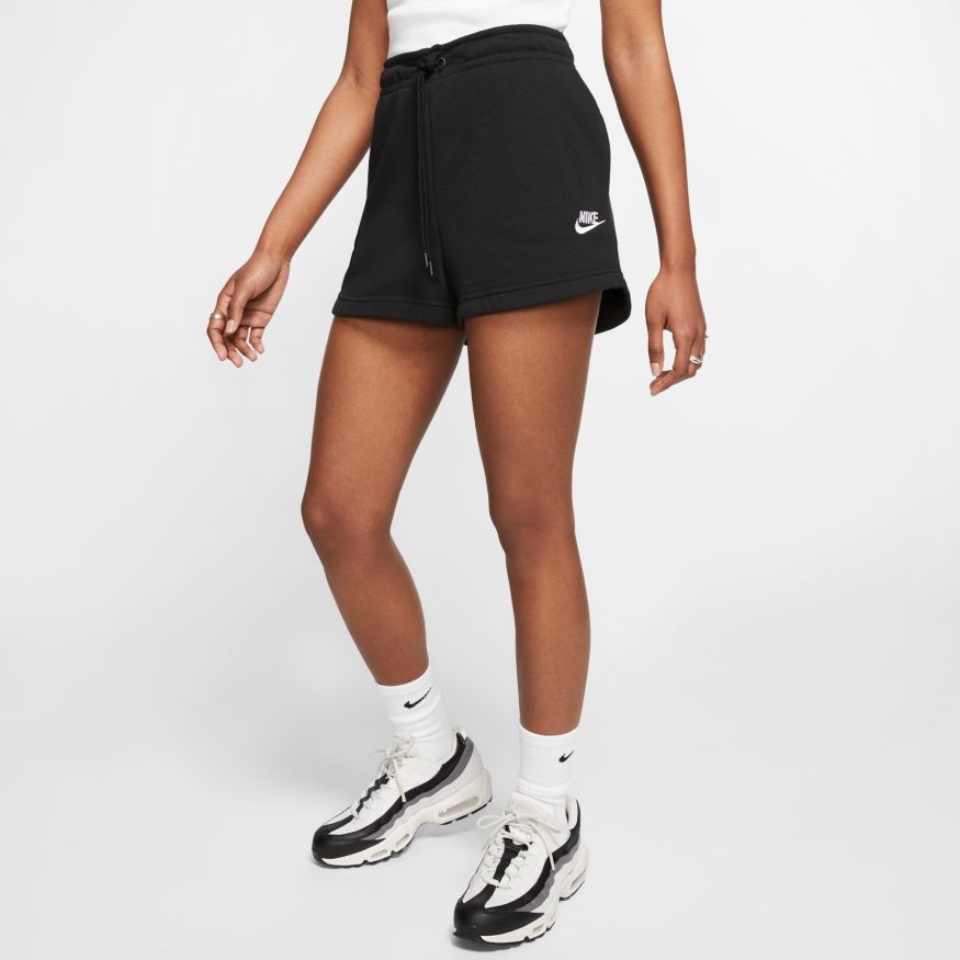 NIKE WOMENS NSW ESSENTIAL FRENCH TERRY SHORTS