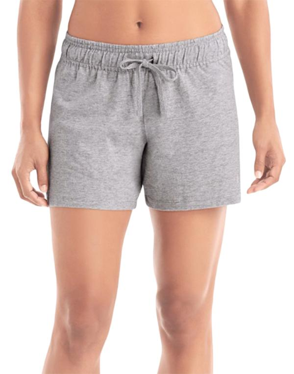 Champion Women's Athletic Cotton Jersey Shorts