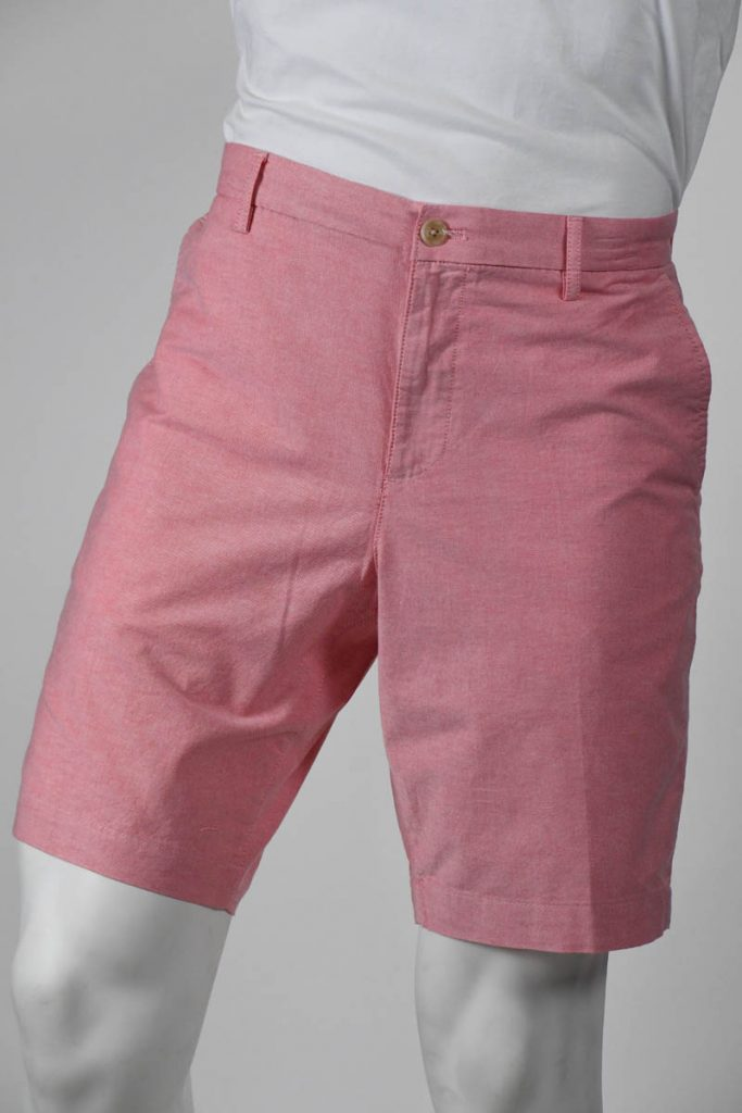CHAPS FLAT FRONT SHORTS