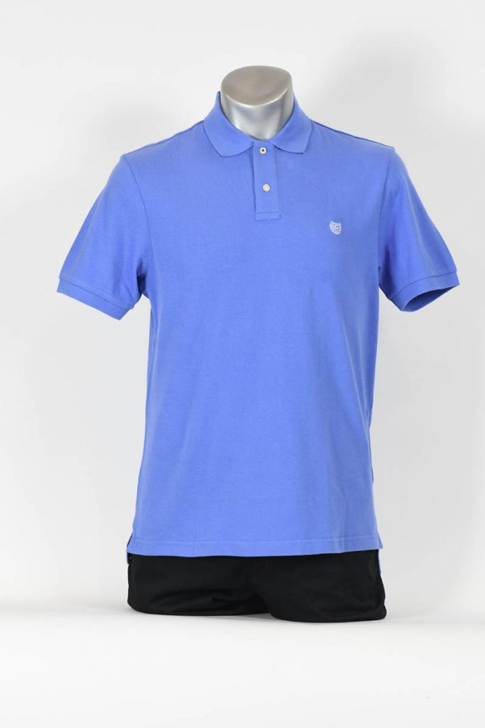 CHAPS SOLID POLO SHIRT