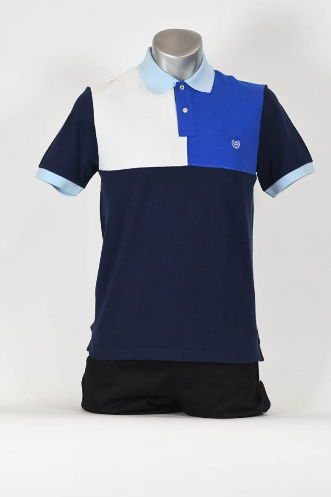 PCD COTTON POLO SHIRT