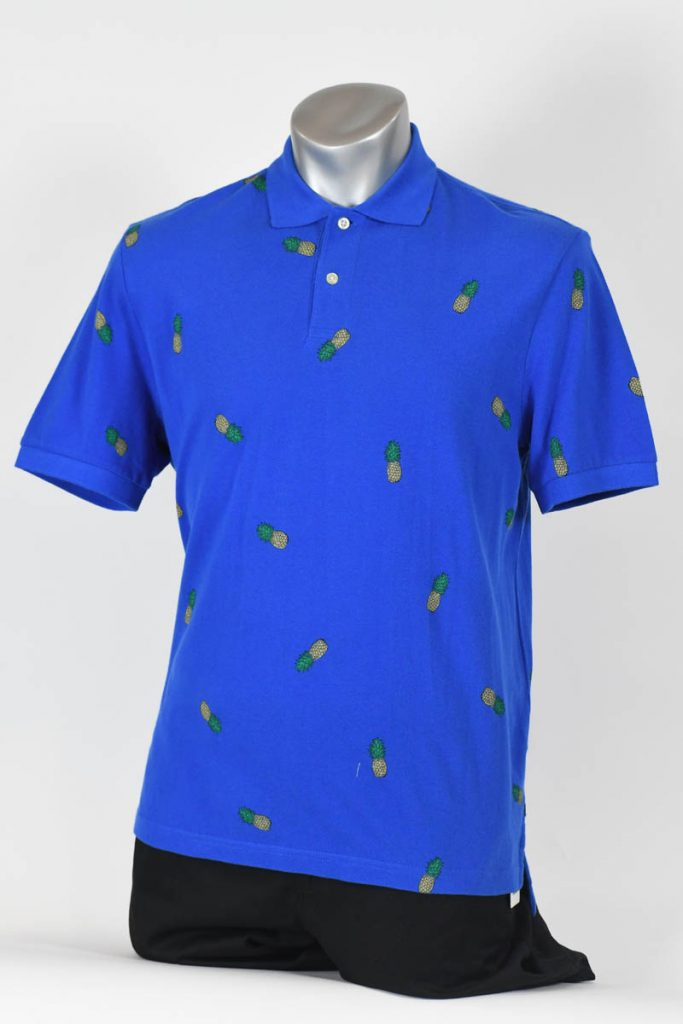 PINEAPPLE CTTN POLO SHIRT