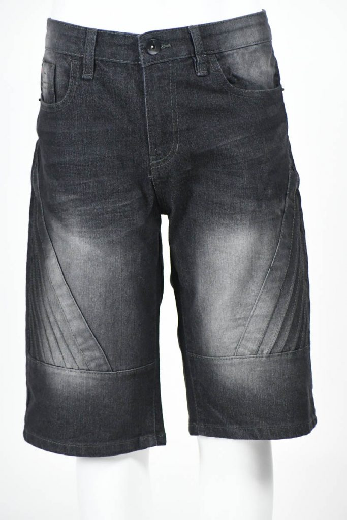 SPB BIKER DENIM SHORTS (SIZE 8-20)