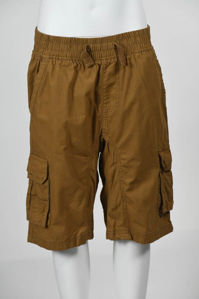 SPB CARGO JOGGER SHORTS SIZE (8-20)  WHEAT