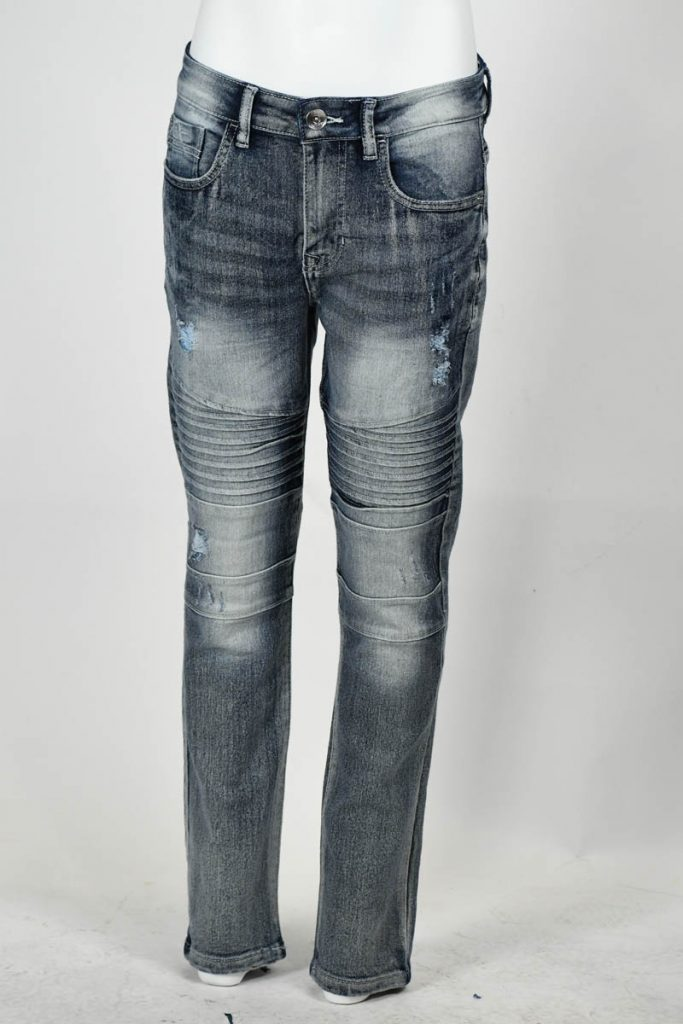 SPB Stretch Biker Denim Jean