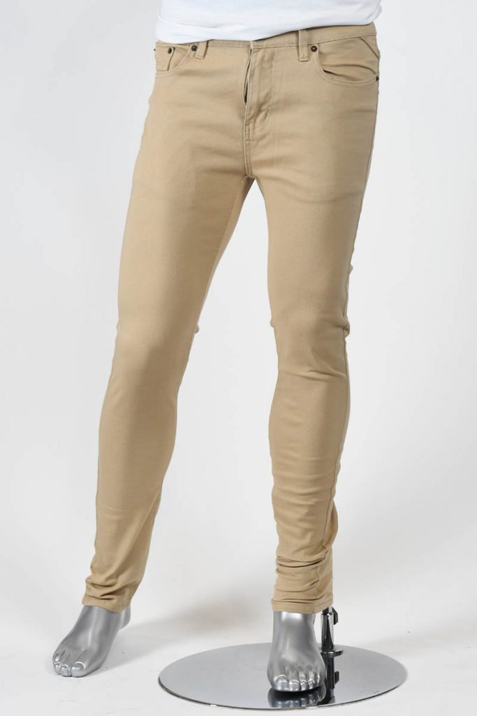 TWILL STRETCH PANT