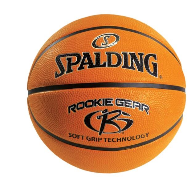 SPALDING ROOKIE GEAR® SOFT GRIP