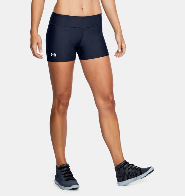 Women's UA On The Court 4″ Shorts