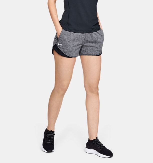 Women's UA Play Up 3.0 Twist Shorts