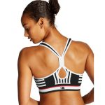Champion Infinity Stripe Sports Bra