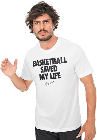 Nike Dri Fit 'My Life' Basketball Tee