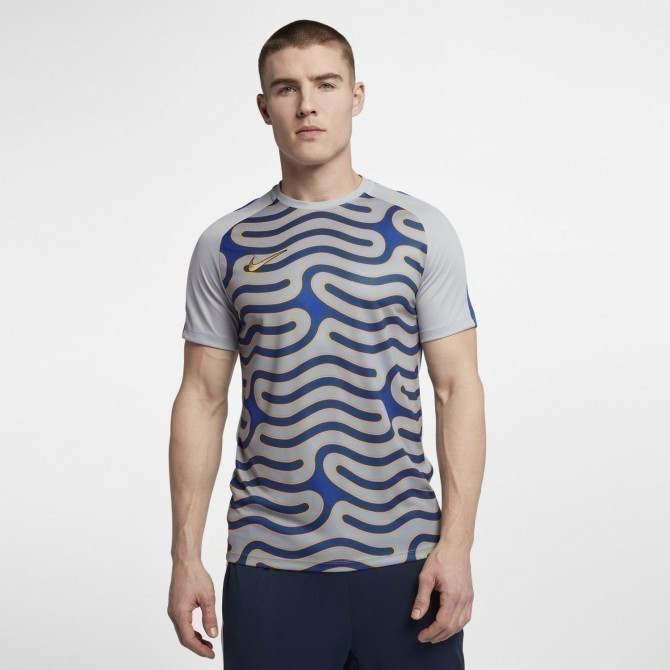 Nike Dri-FIT Academy Men's Short Sleeve Soccer Top