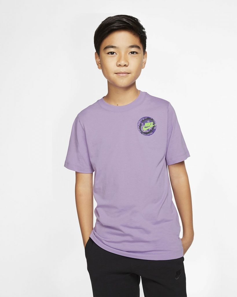 Nike Boys NSW Travelling T-Shirt