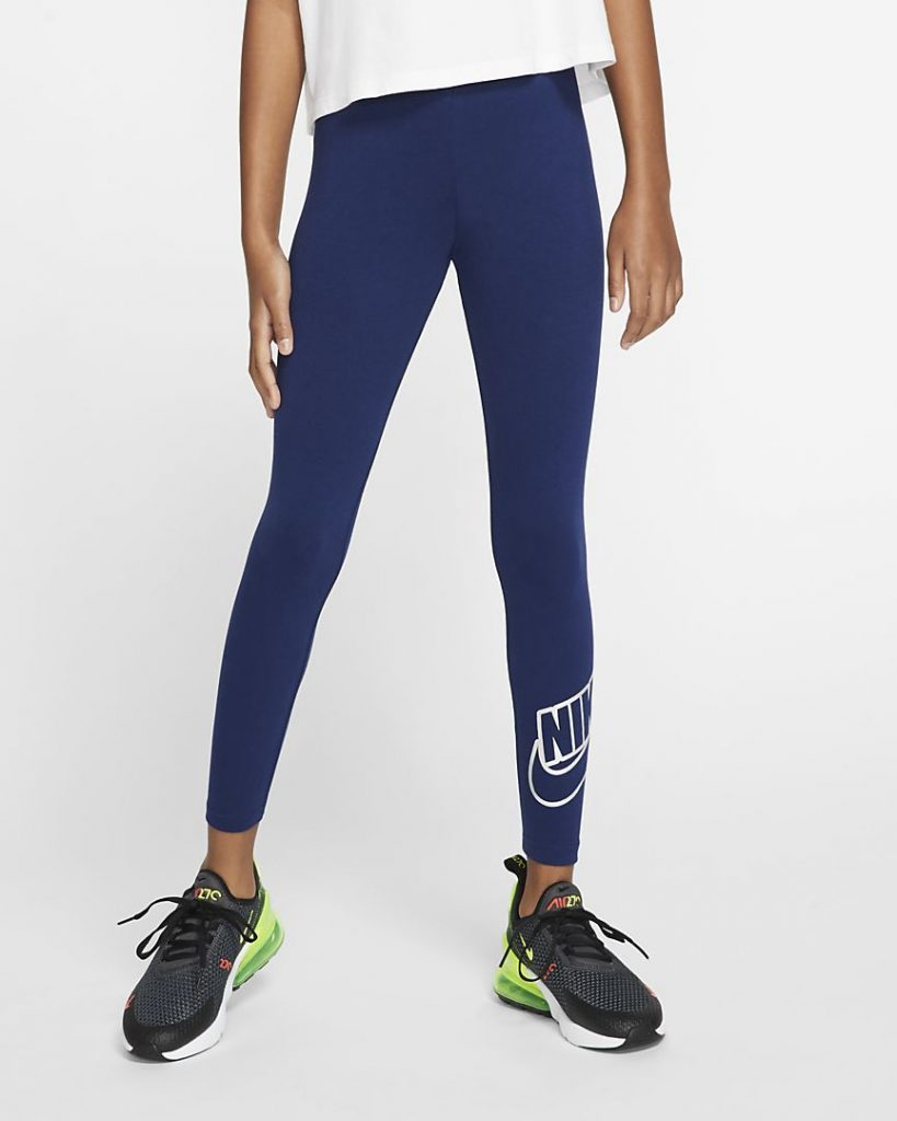 Nike Girls Sportswear Leggings