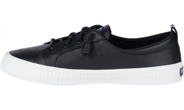 CREST VIBE CREEPER LEATHER SNEAKER