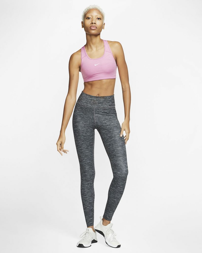 Nike Swoosh Medium Support Padded Sports Bra
