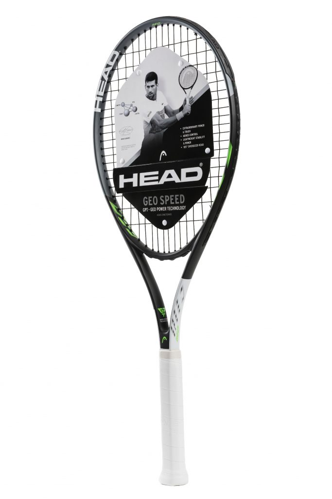 Head GEO SPEED Tennis Racquet