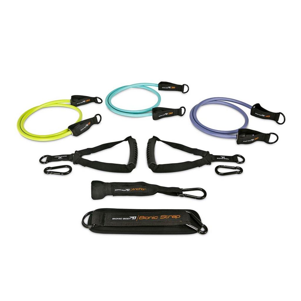 Bionic Body Resistance Band Kit