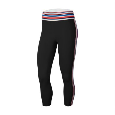 Nike Stripe Tape Crop Tights