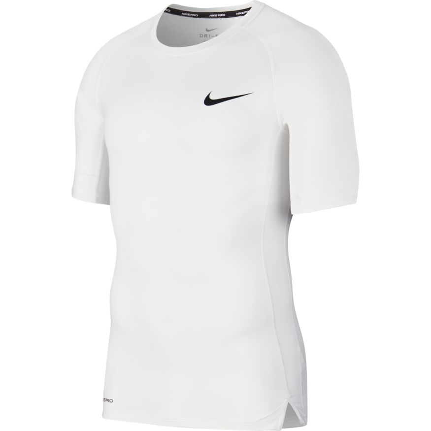 Mens Nike Pro Tight Fit Short-Sleeve Top